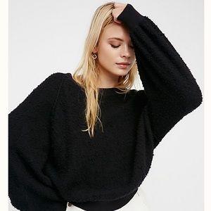 Free people found my friend sweater xs